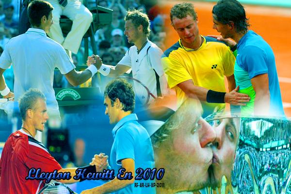 Rappel De La Saison 2010 De Lleyton Hewitt