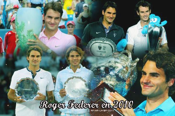 Rappel De La Saison 2010 De Roger Federer