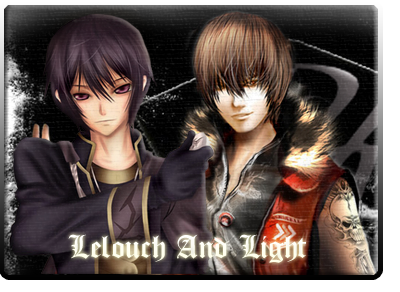 LELOUCH  VS  LIGHT