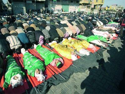 كل من في ............ يصلي ركعتين من أجلهم