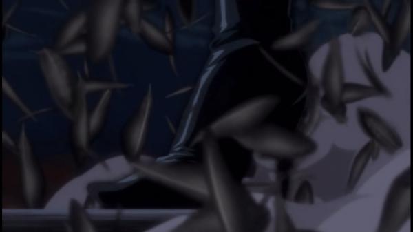 La forme originelle de Sebastian