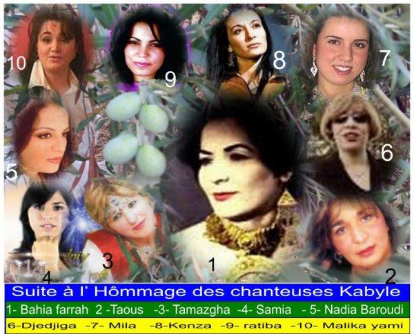 chanteuses kabyle