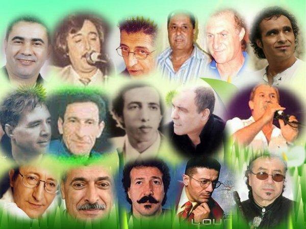 chanteurs ancien kabyle
