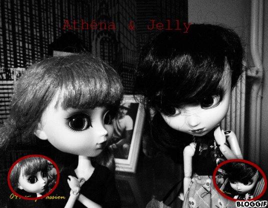 pour mes trois n'amour : Athéninounette , Jellynounette et Yuminounette  >.<