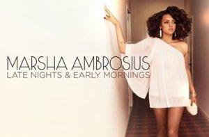 Alicia écrit pour Marsha Ambrosius