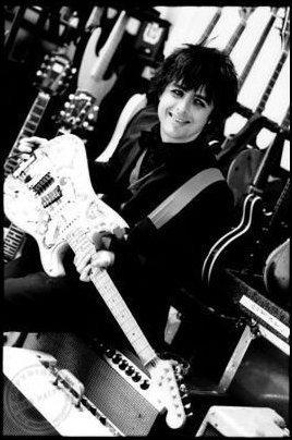 BJ et ses guitares