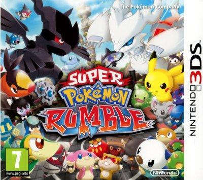 Mon avis sur 'Super Pokémon Rumble
