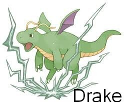 Drake Le Dracolosse Shiney