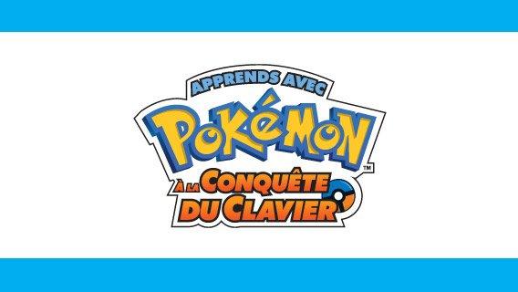 Nouveaux jeux Pokemon a la conquete du clavier