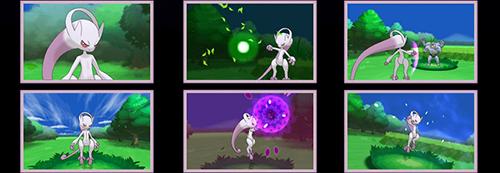 Un nouveau Pokémon pour la famille de Mew :)
