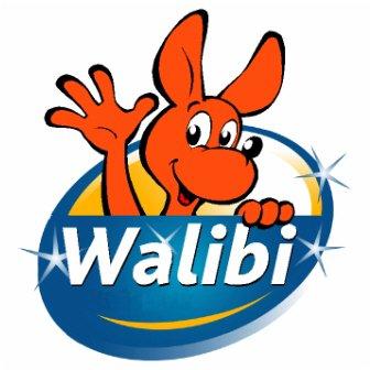 Walibi au départ.