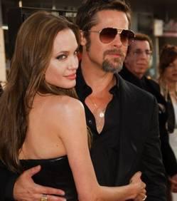 Brad Pitt & Angelina Jolie mettent leur maison en vente