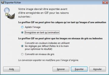 Comment faire un GIF - Modifier une image
