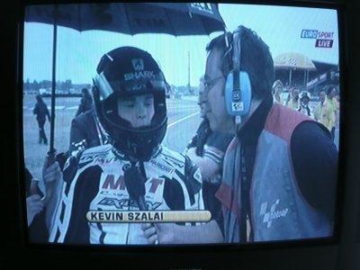 WILDCARD  AU GP DU MANS    125 cc  EN 201O ET 2011