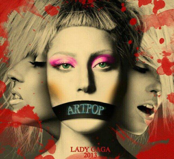 "Lady GaGa :""ARTPOP"" son troième album en novembre 2013"