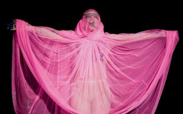 Lady GaGa leve le voile
