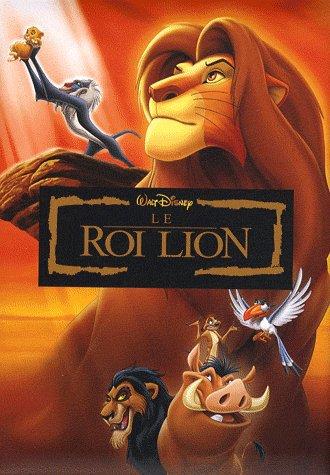 le roi lion c'est tout pour moi <3