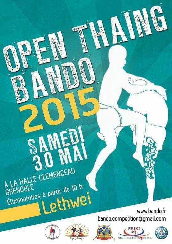 Super samedi pour la Team Mhiyaoui à l'open de Bando