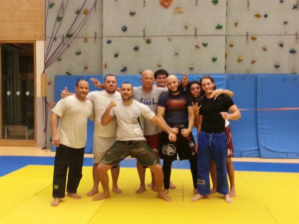 Training No Gi du 19/10/15