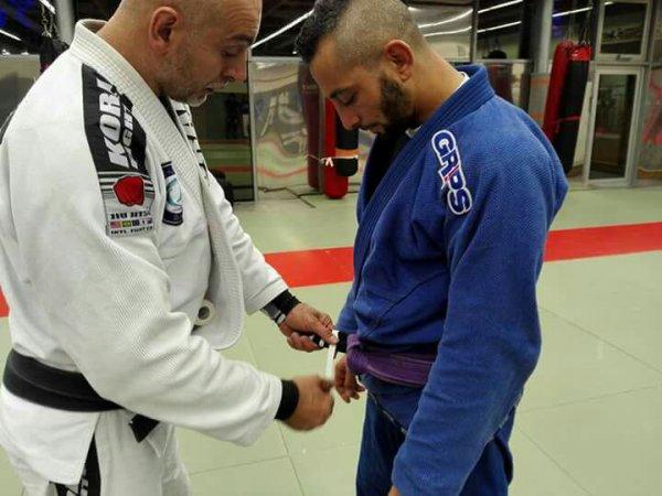 Stage du 12/12/15 avec Martins Paulo...