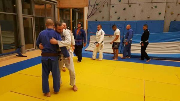 This Monday Gi Training...