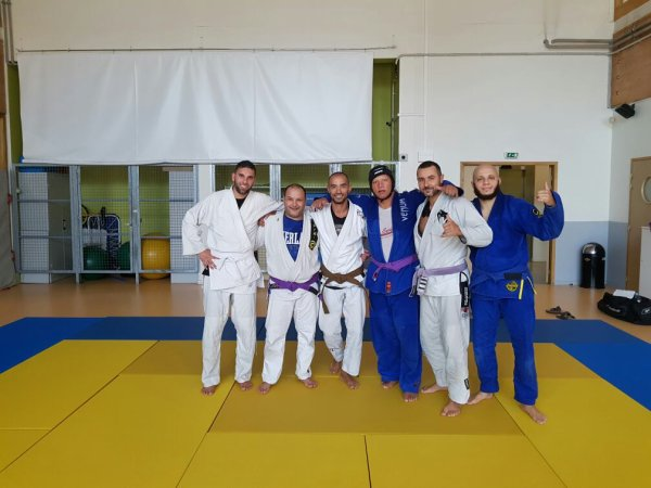 Saturday Gi Training...