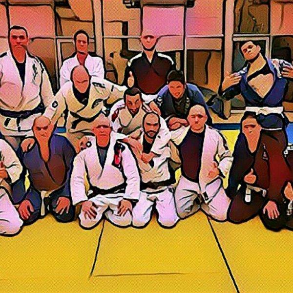 Team Mhiyaoui Brazilian Jiu Jitsu..