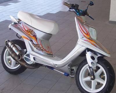 spirit motor