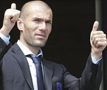 Zidane Respect!!!