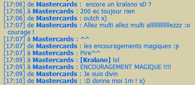 Encouragement Magique LOL !