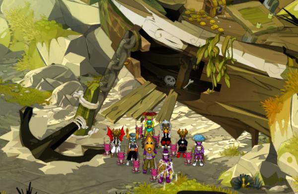 Multi team's débarque dans les larme d'ouronigride !