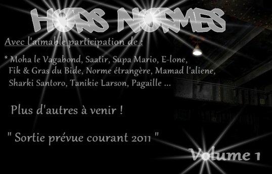 En péparation Album featuring HORS NORMES Volume 1