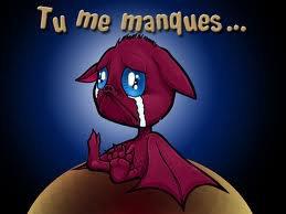 le dragon dit le mot pour moi