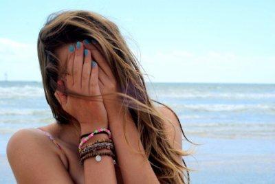 Si les hommes font tant de peine aux femmes, c'est sans doute parce qu'elles sont plus belles quand elles pleurent