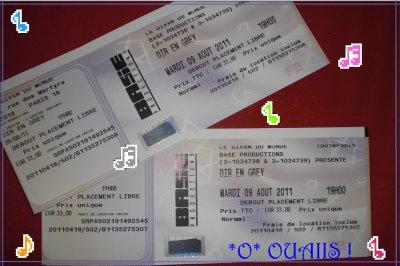 Concert o(♥‿♥)o