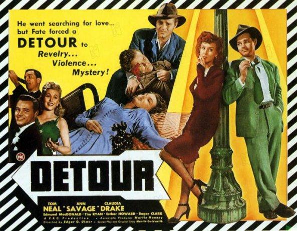 Cycle Films Noirs : Detour