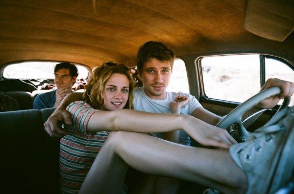Actu film: Sur la route, l'excellent livre de Jack Kerouac va être adapté.