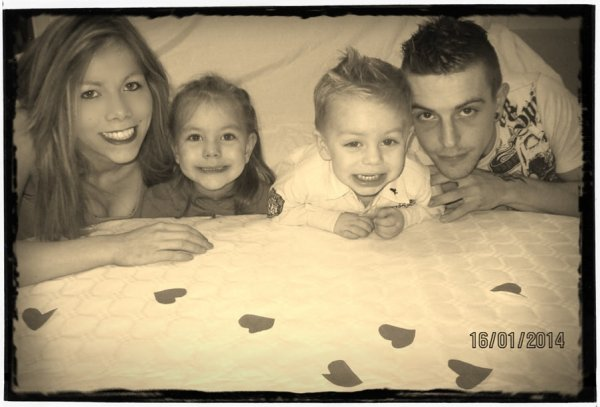 - Ma famille, ma viie .. <3