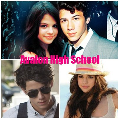 Welcome To Avalon High School.