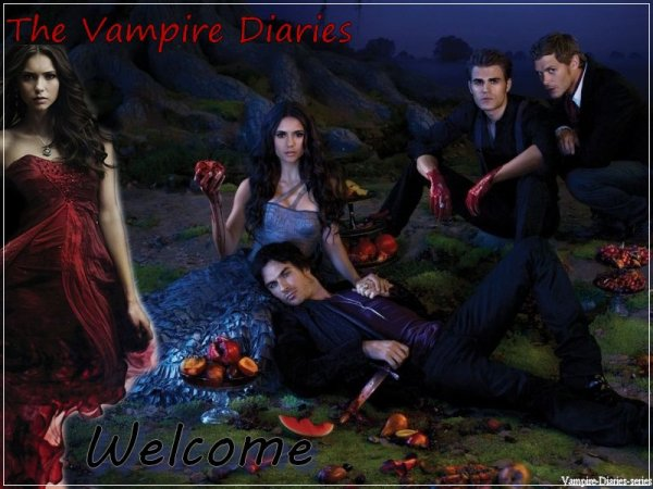 Welcome on Vampire Diaries