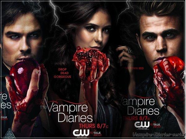 The Vampire Diaries saison 3