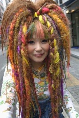 Coiffure Japonaise Cheveux Longs 1 Konnichi Wa