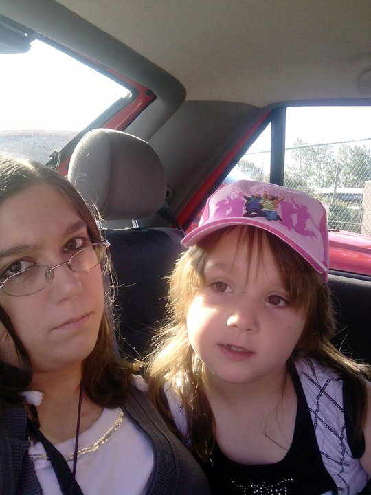 moi et ma tite soeur cyndel
