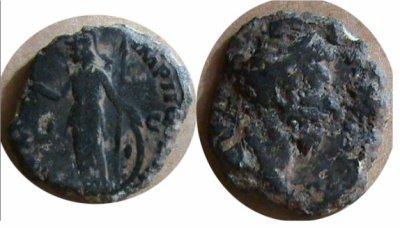 dupondius  Marc Aurèle, atelier Rome 163-164