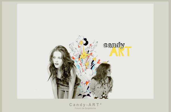 candy-ART -- reprend les enfants!