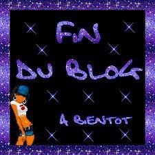 voila fin de mon blog bisous tout le monde