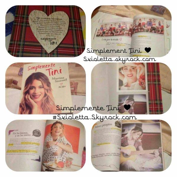 Simplemente Tini ! ♥ Photos & Infos inedites ♥