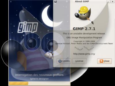 Gnu Image Manipulation Program
