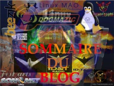 LIBRE - Musique - Logiciels Informatique - GNU - COPYLEFT