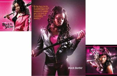 Black Barbie !! :
